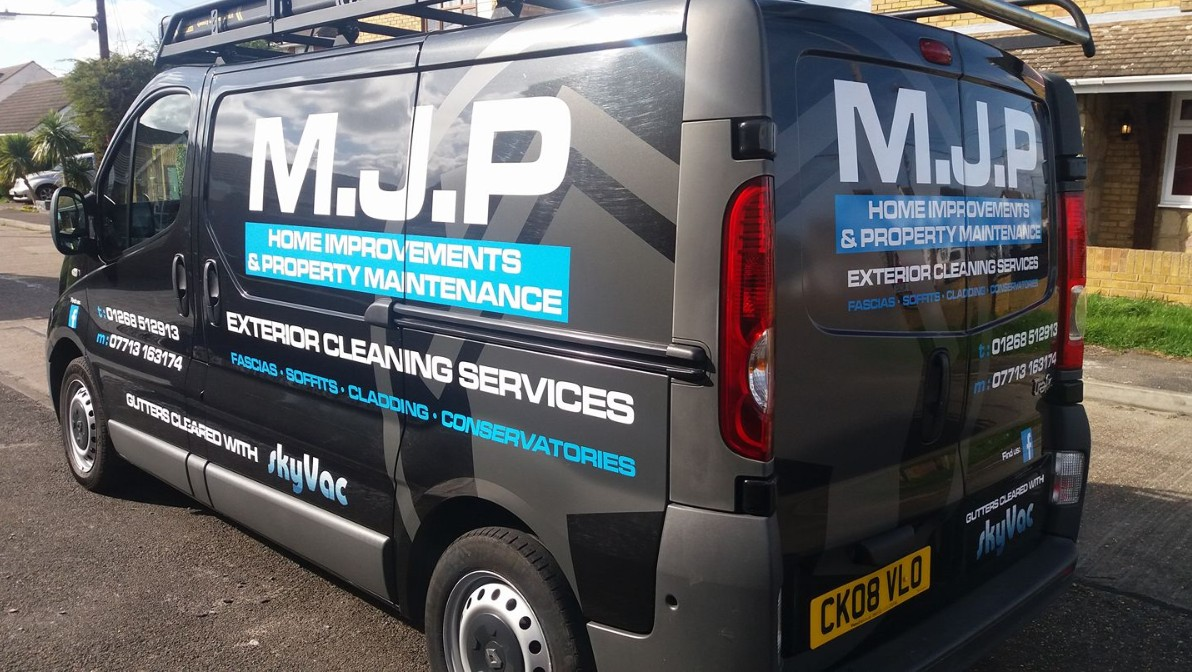 MJP Window Cleaning